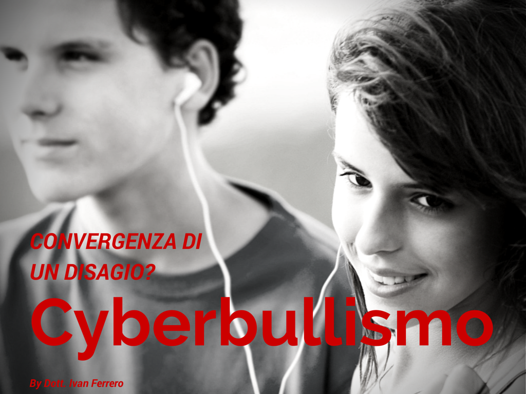 Cyberbullismo Convergenza di un Disagio – La Conferenza [VIDEO]